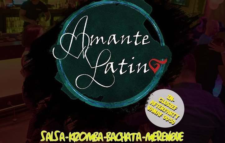 Amante Latino (incl. afterparty)