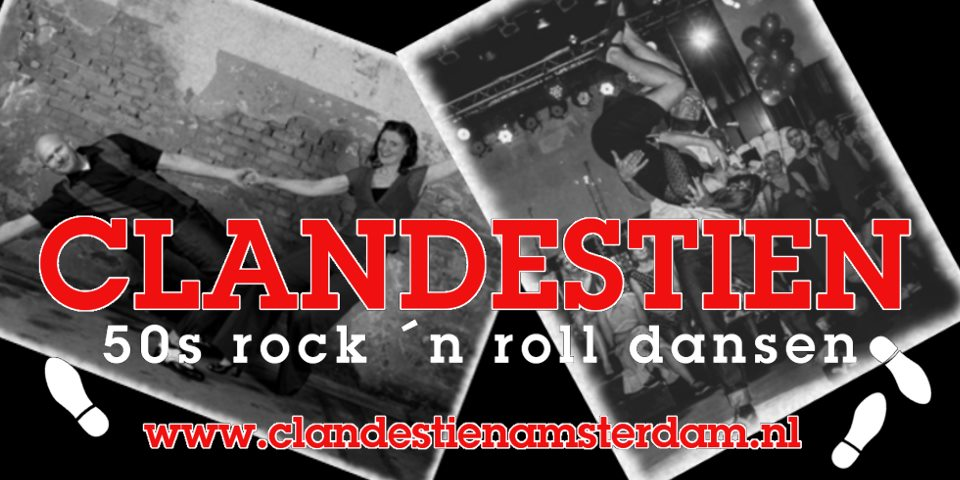 50's Rock 'n Roll Dansen