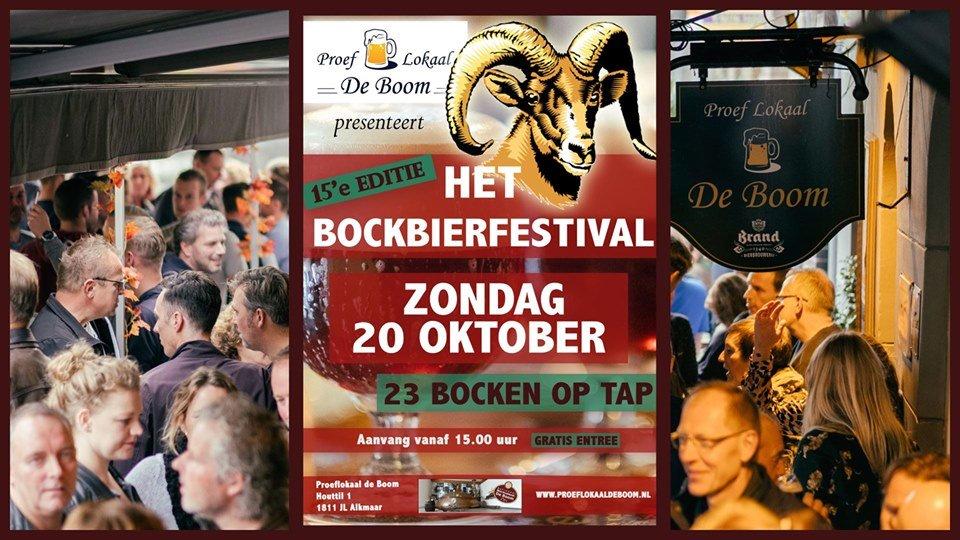 Het Bockbierfestival 2019