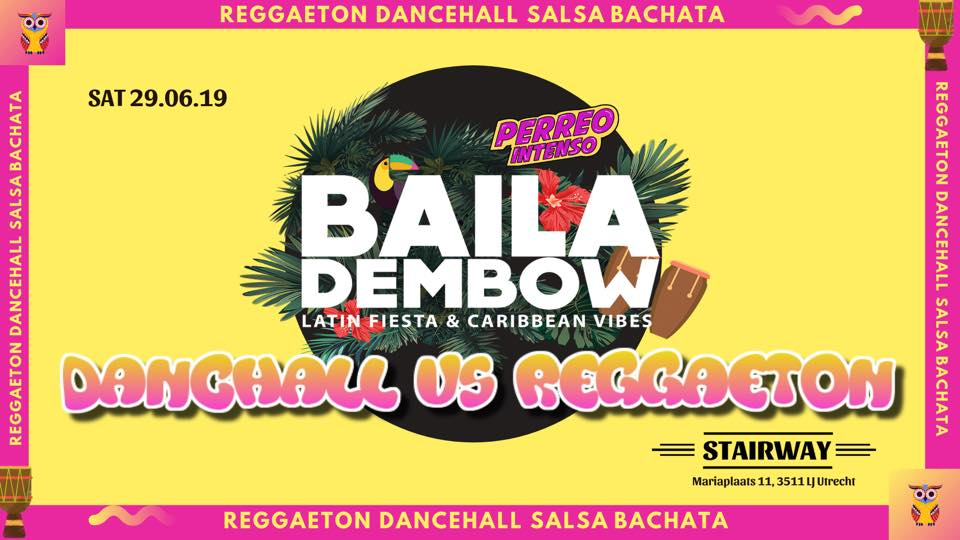 Dancehall vs Reggaeton