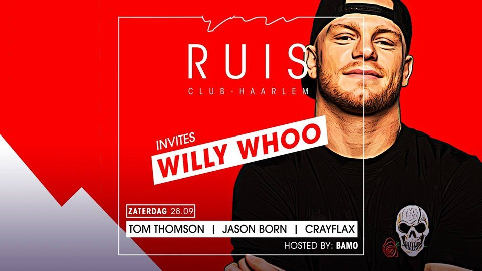 Ruis invites Willy Whoo