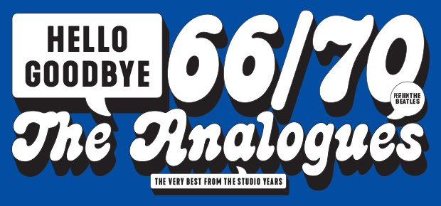 The Analogues: The Very Best from the Studio Years