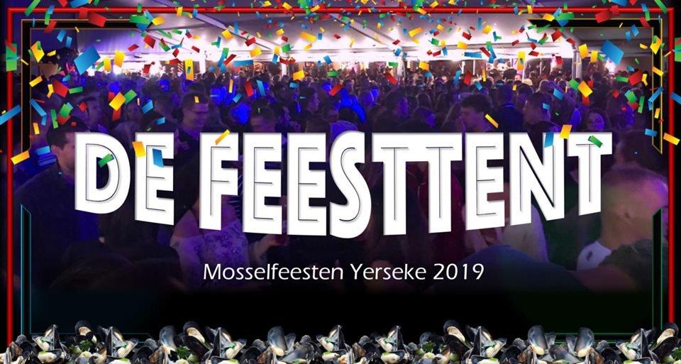 De Feesttent Mosselfeesten