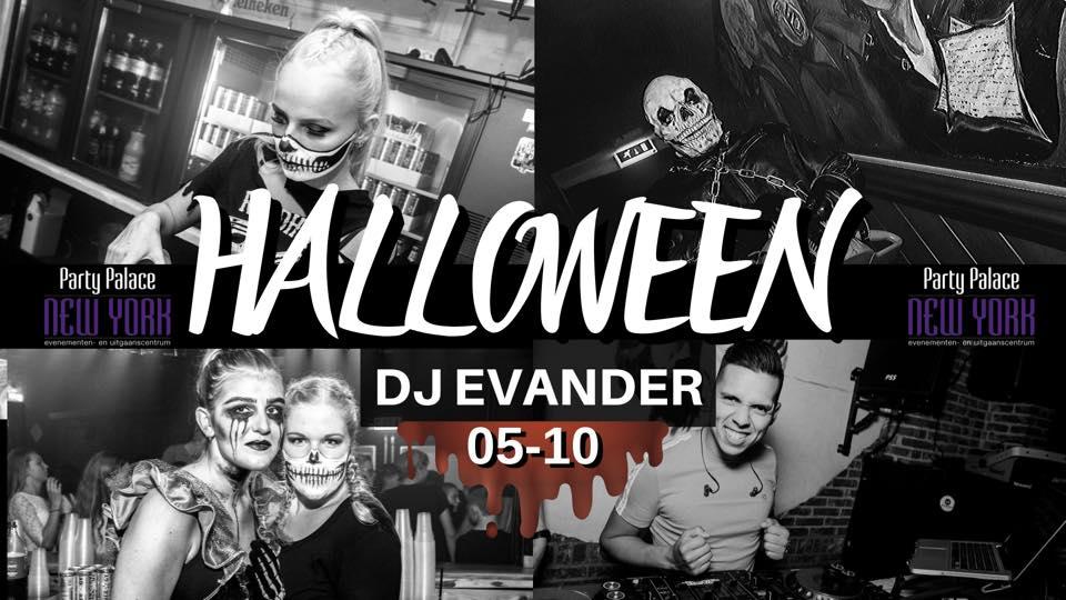 Halloween x DJ Evander