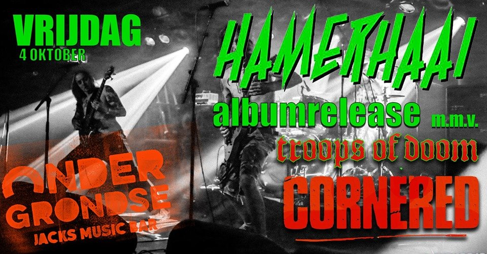 Hamerhaai Albumrelease