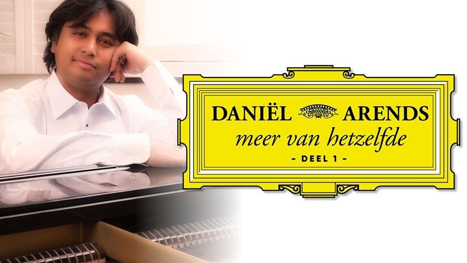 Daniël Arends: Meer Van Hetzelfde