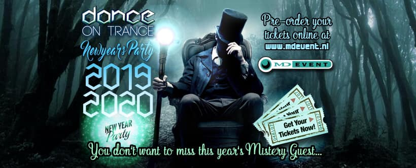 New Years Party Dance on Trance