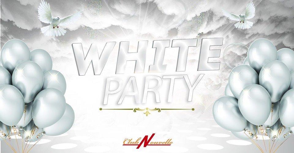 30+ White Party