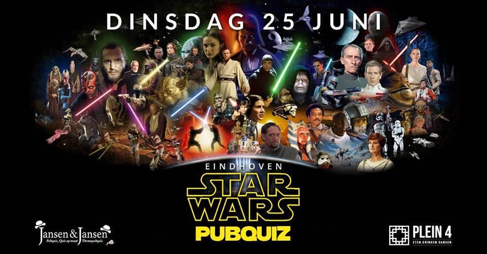 Star Wars Thema PubQuiz