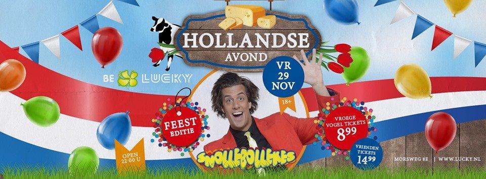 Hollandse Avond: Snollebollekes