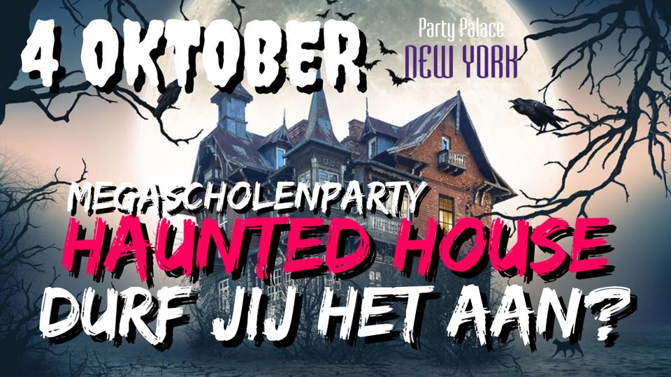 Haunted House: Megascholenparty