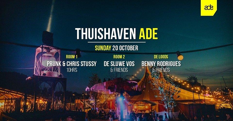 Thuishaven ADE Sunday