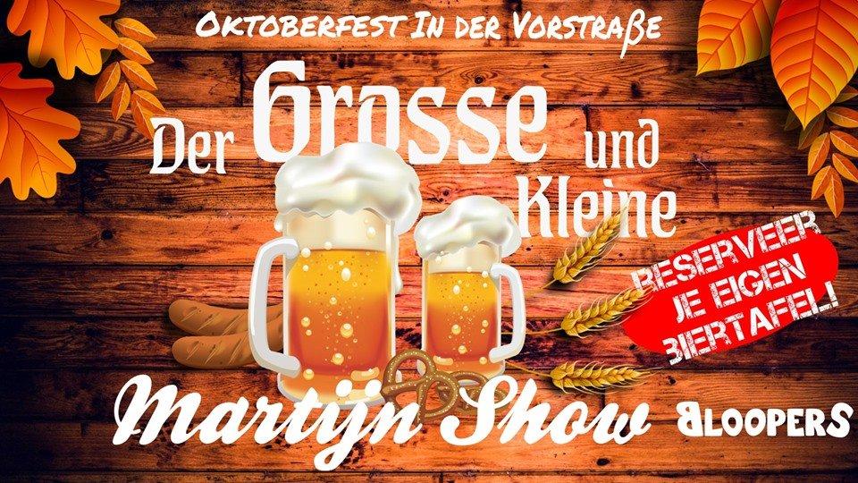 Oktoberfest in der Vorstraße