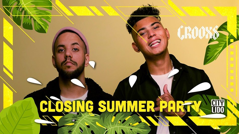 Closing Summer Party: Crooxs
