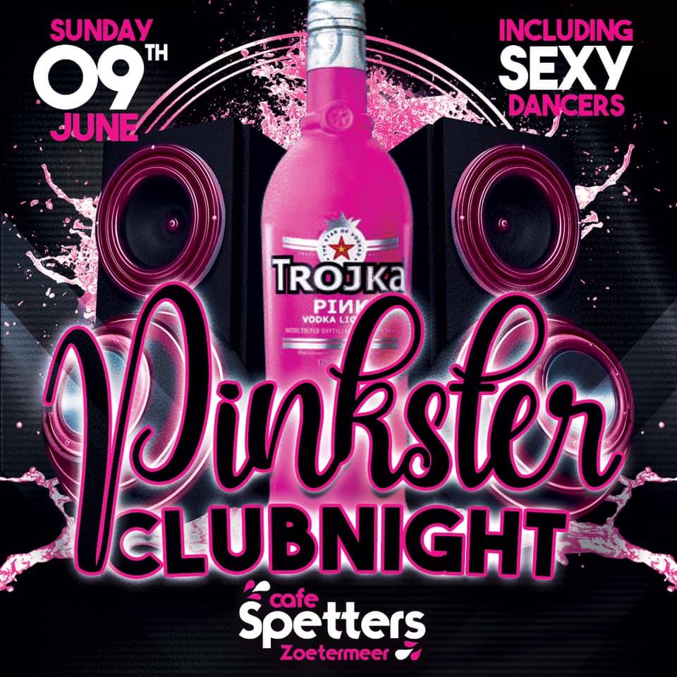 Pinkster Clubnight