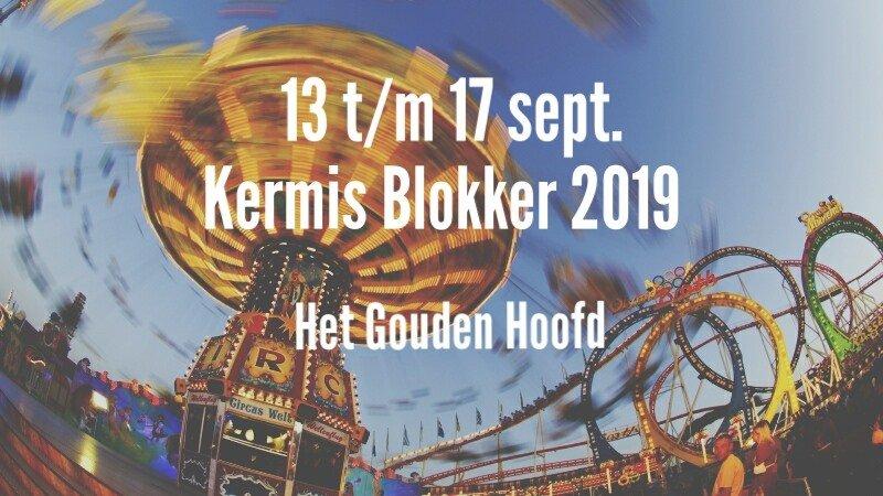 Kermis Blokker 2019
