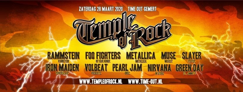 Temple Of Rock 2020
