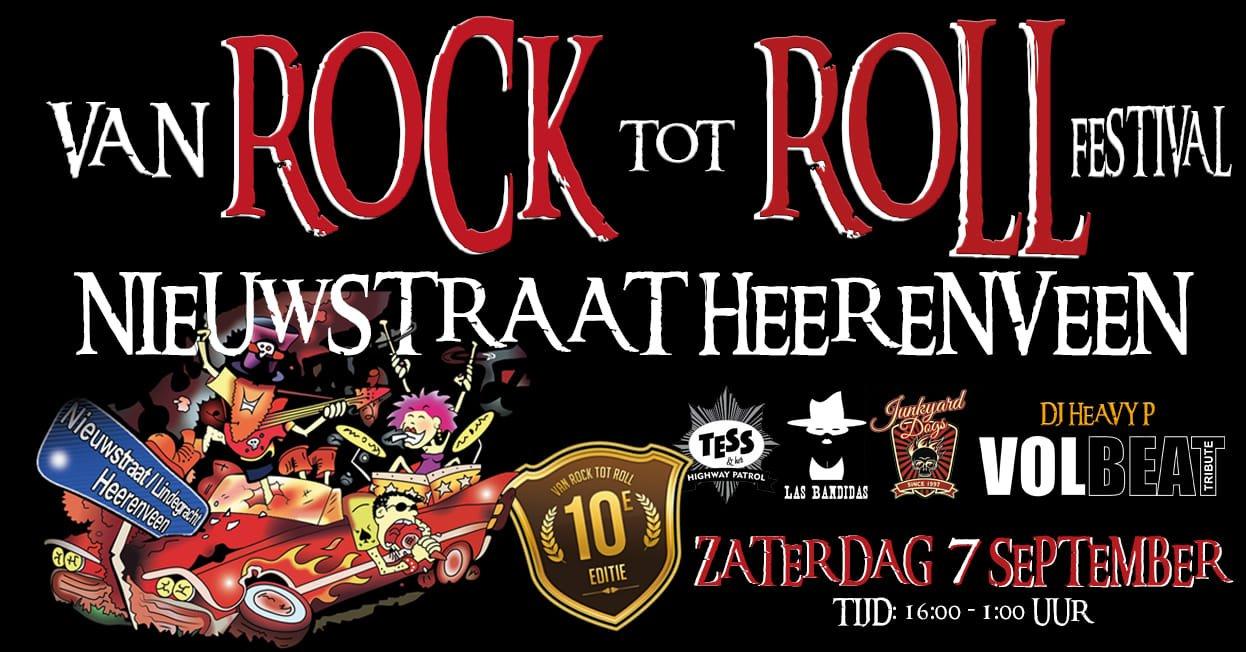 Van Rock tot Roll Festival