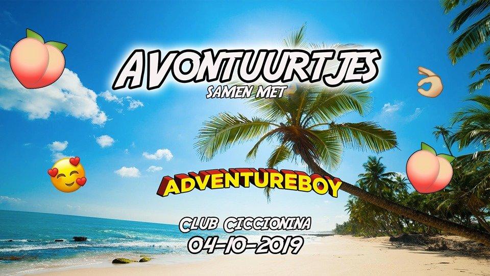 Avontuurtjes: Adventureboy #3