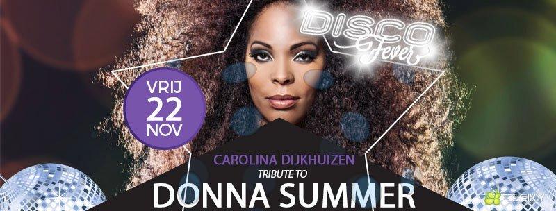 Disco Fever - Donna Summer