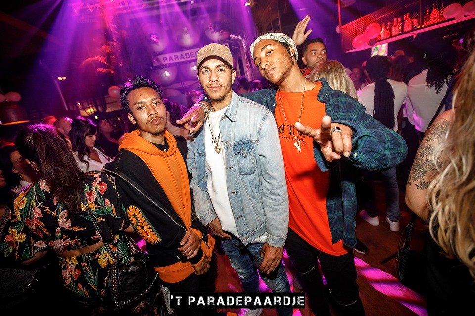 Paradepaardje:Hiphop R&B