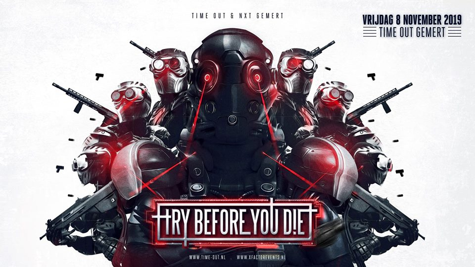 Try Before You Die 2019