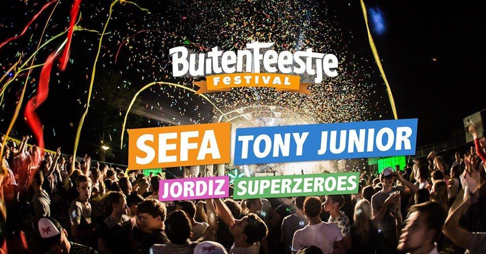 Buitenfeestje Festival