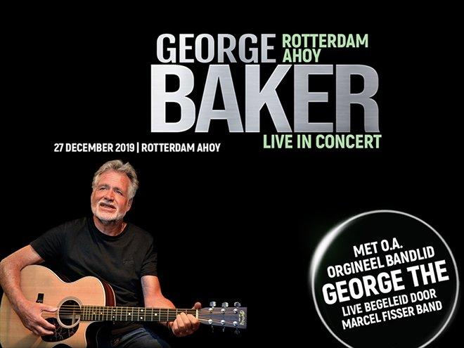 George Baker - Live in Concert