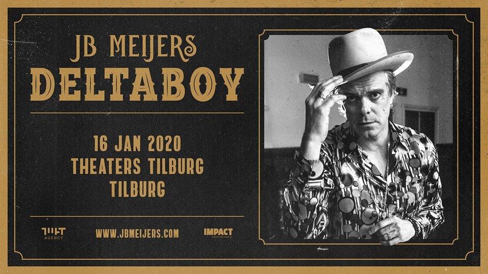 JB Meijers, Deltaboy
