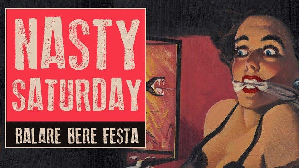 Nasty Saturday's met DJ Mau & Bella