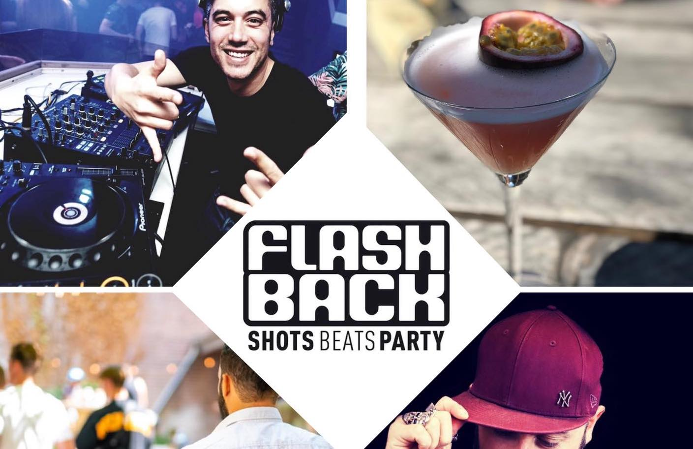 Shots, Beats & Cocktails