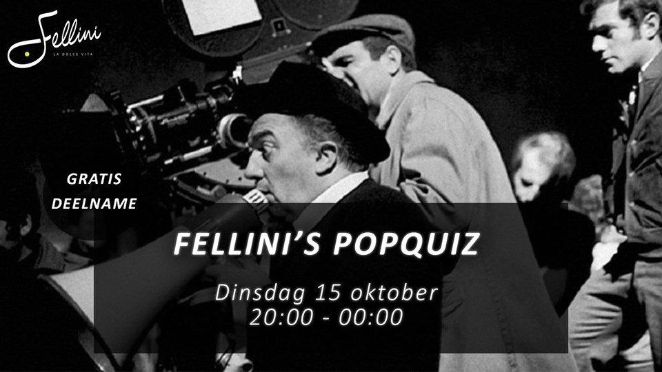 Fellini's Popquiz