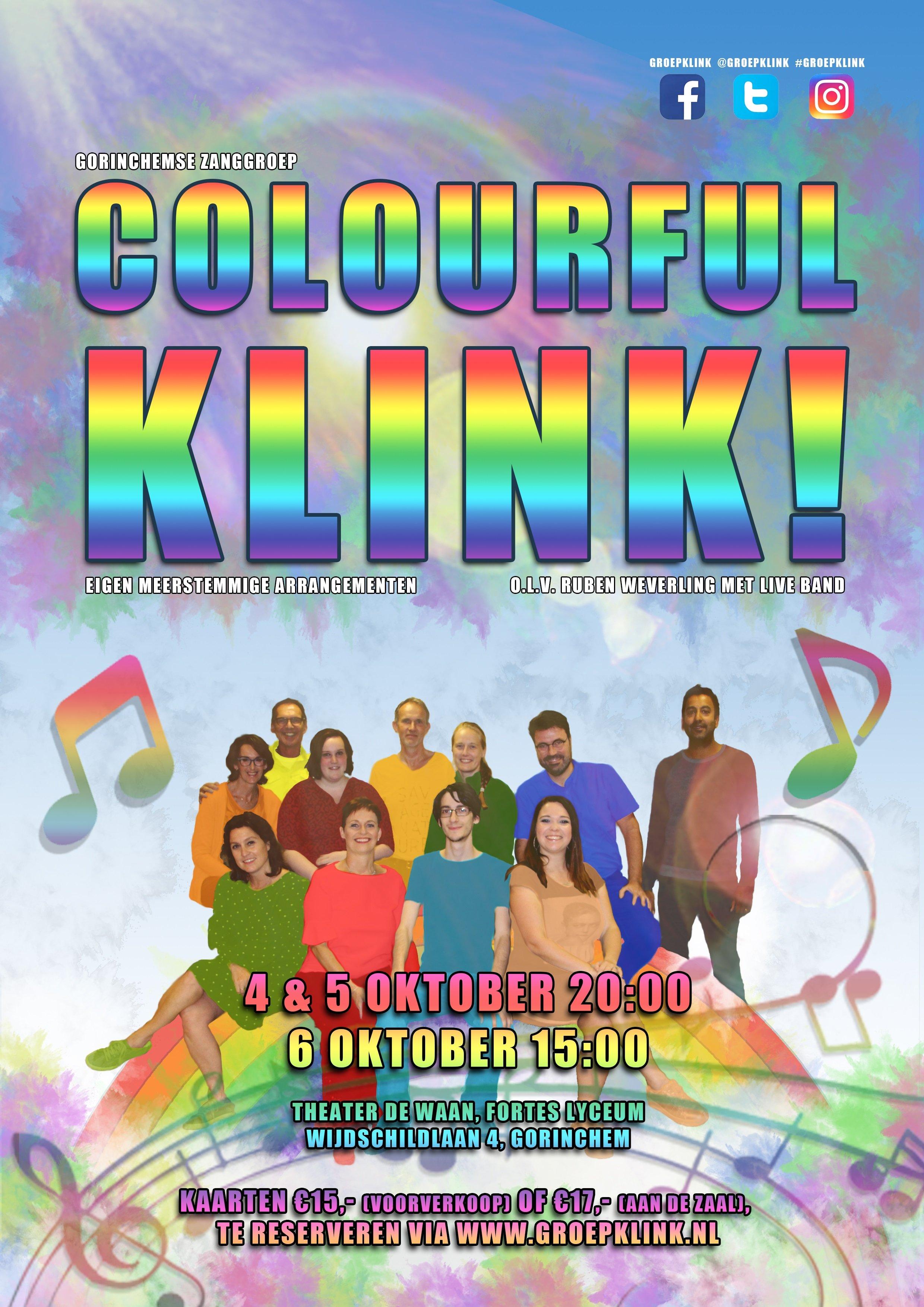 Colourful Klink!