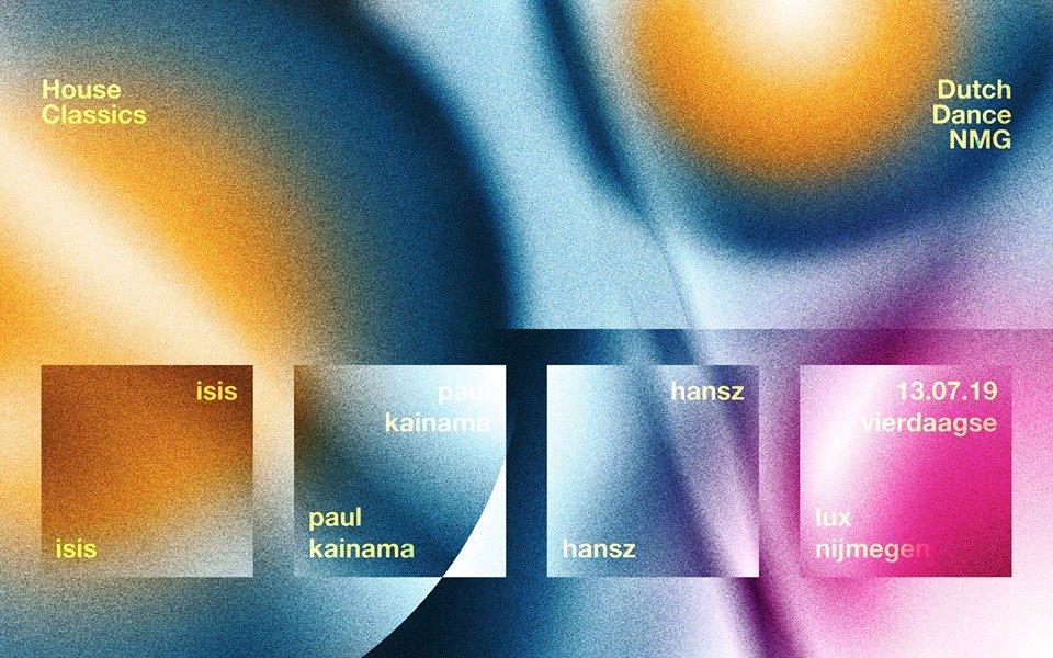 House Classics: Isis, Paul Kainama, Hansz