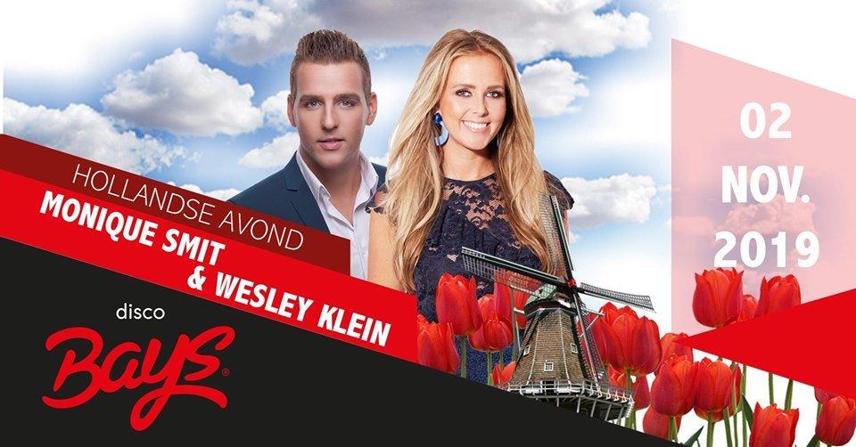 Hollandse avond: Monique Smit & Wesley Klein