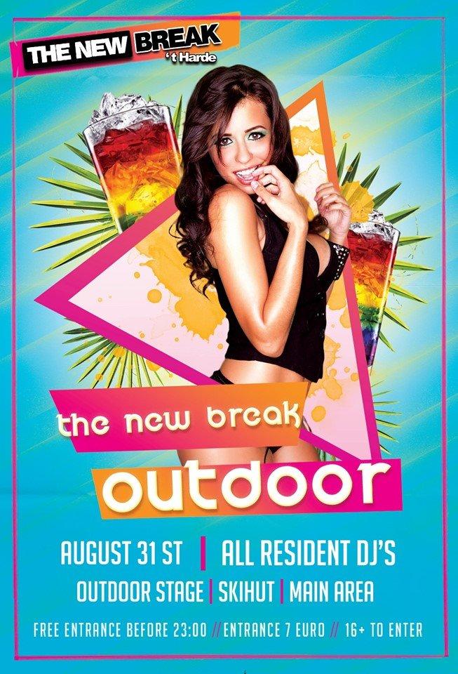 The New Break | Outdoor!
