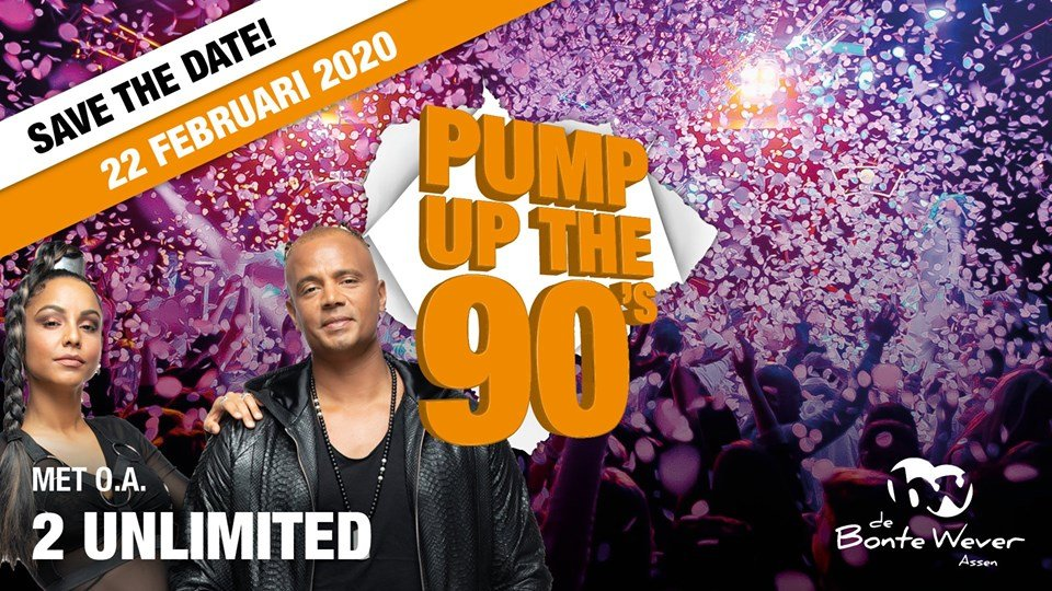 Pump Up The 90's