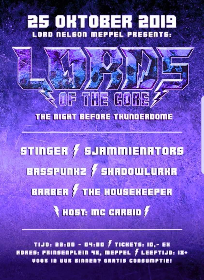 Lords of The Core