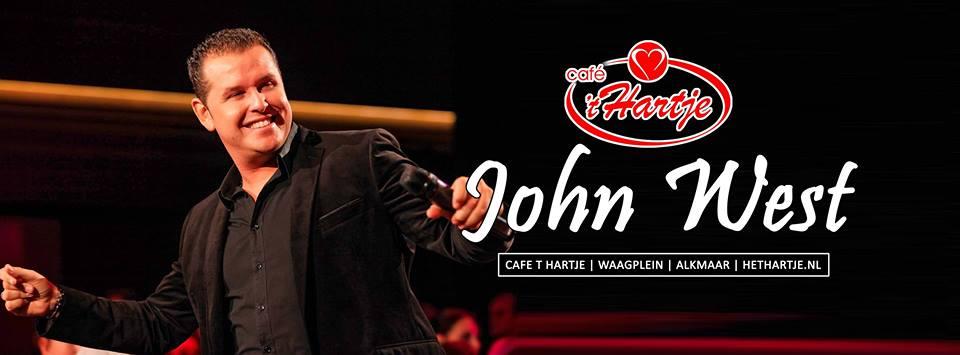 Hartje live: John West