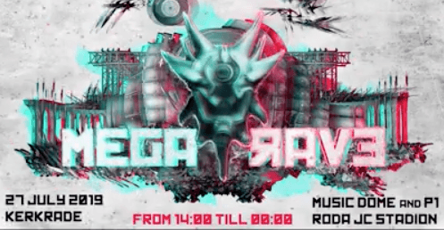 Megarave The Reunion 2019