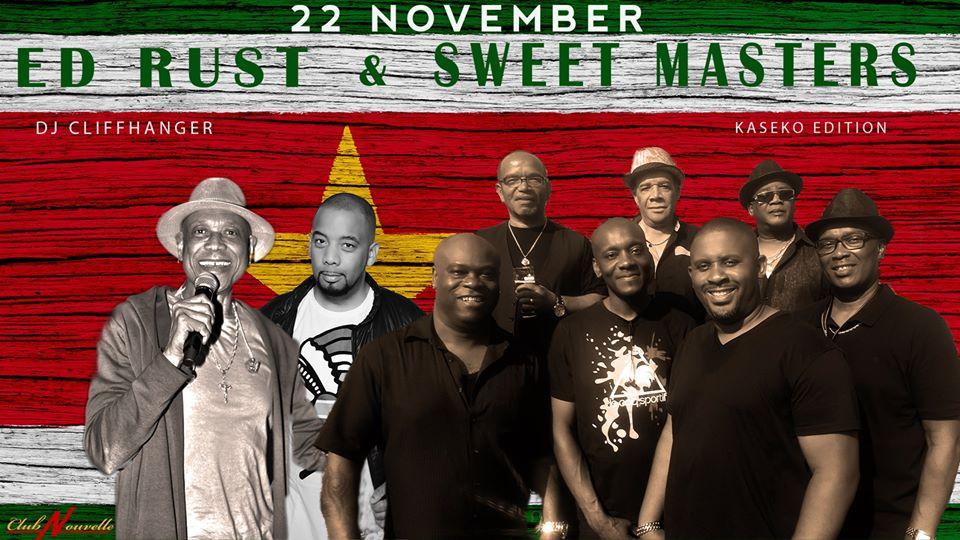 Caribbean Soul Kaseko edition met Sweetmasters & Ed Rust
