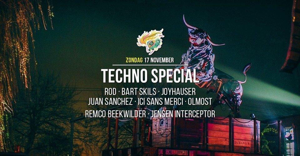 De Techno Special
