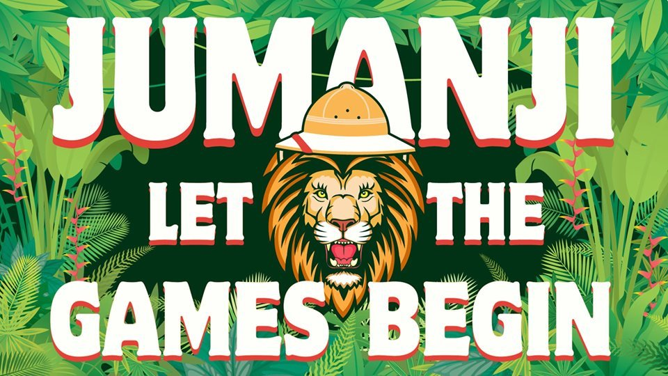 Jumanji - Let the games begin!