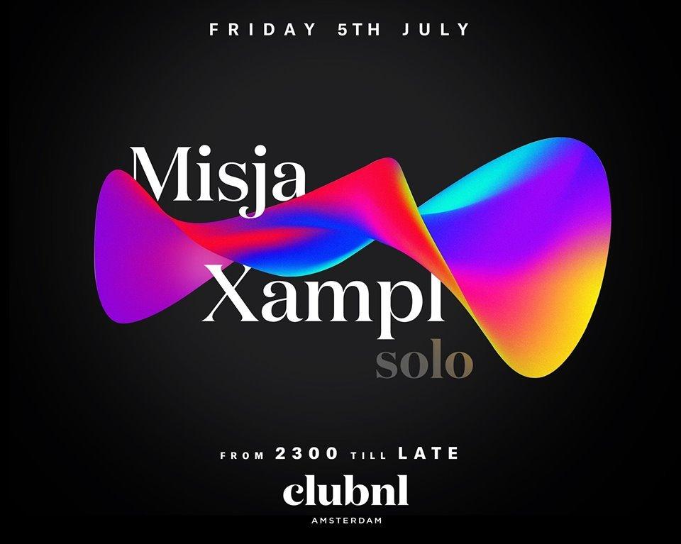 Misja Xampl - Solo