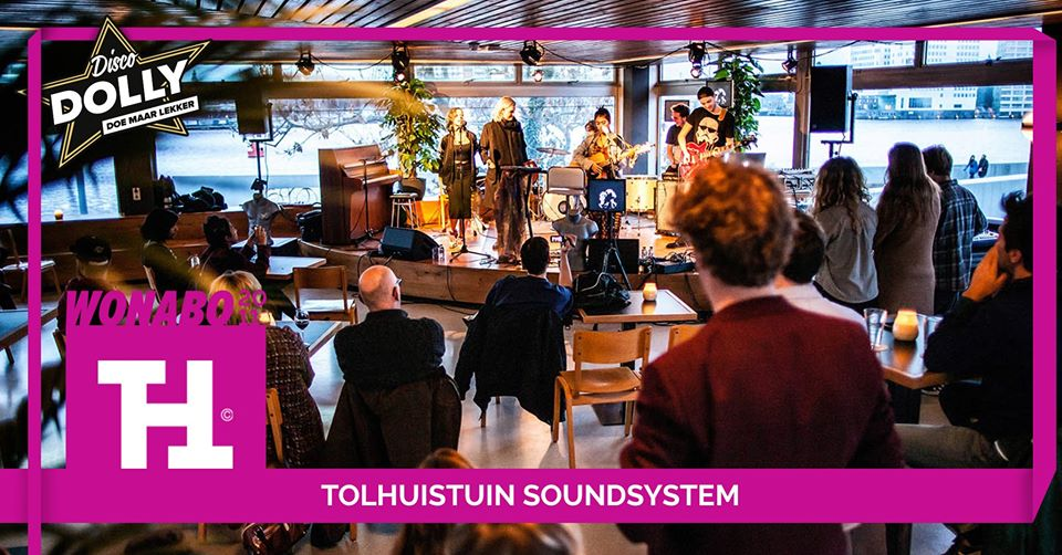 WoNabo ★ Tolhuistuin Soundsystem