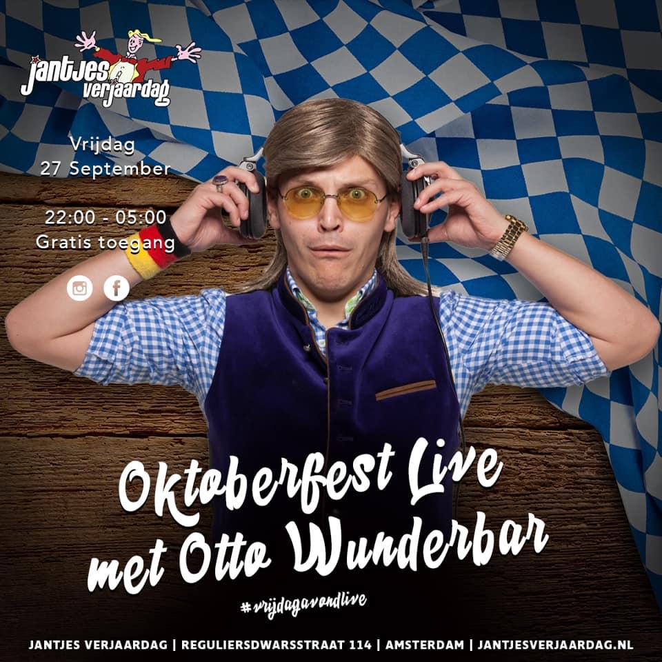 Oktoberfest: Otto Wunderbar