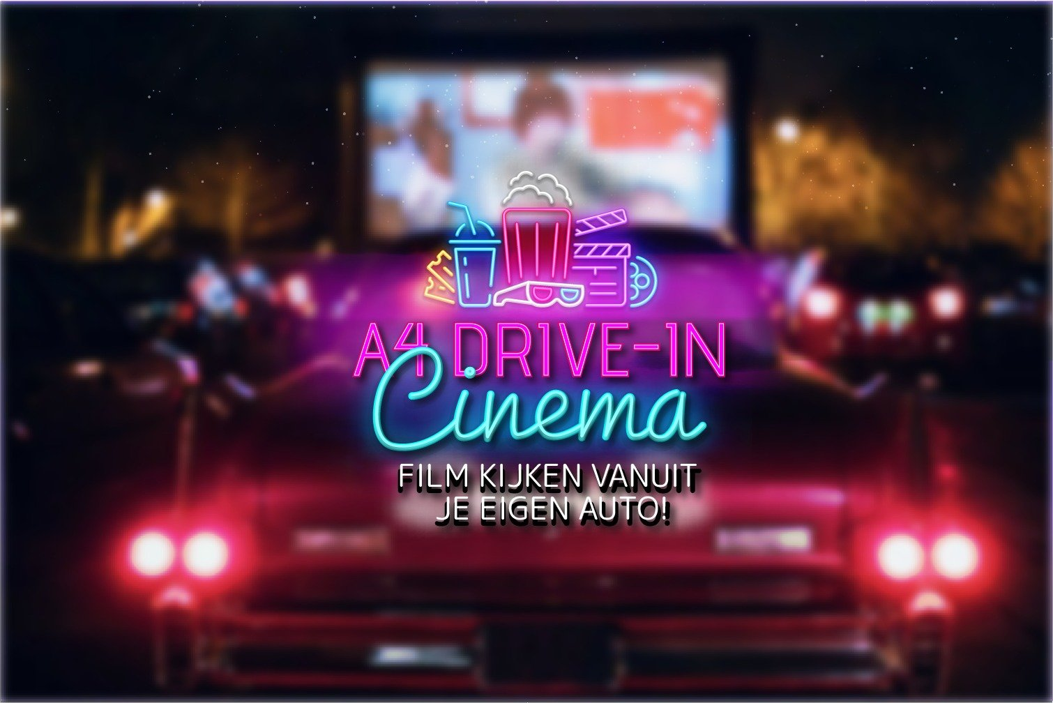 Drive-in bioscoop: Back to the future