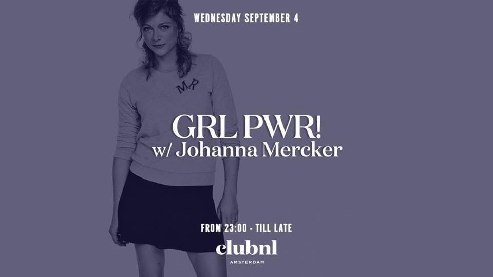Grl Pwr! w/ Johanna Mercker