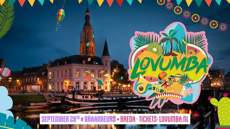 Lovumba 'The Grand Opening'