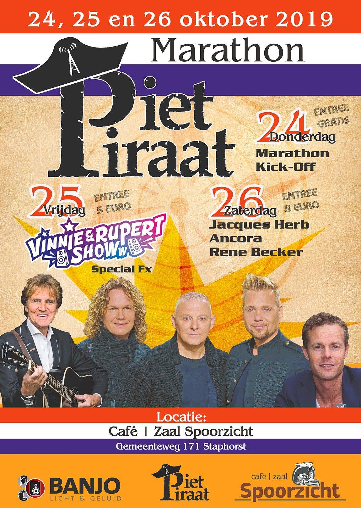 Piet Piraat Marathon